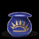 Handgemaakte-urn