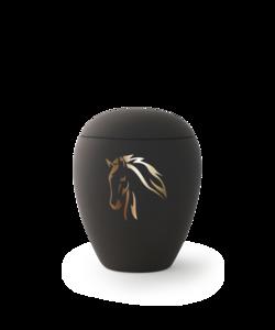 Matte urn graphite