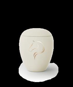 Matte urn creme