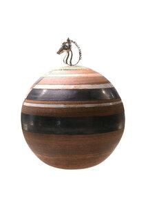 Handgemaakte paarden urn, prijs op aanvraag