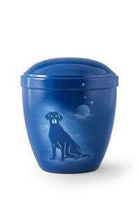 Honden design urn