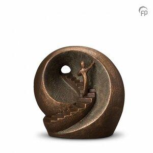 Keramieken Geert Kunen urn trap