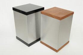 Aluminium-urn
